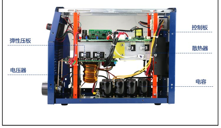 zx7一200r迷你电焊机电路板图片